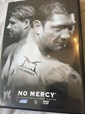 WWE WWF No Mercy 2005 DVD Batista Vs Eddie Guerrero Undertaker Rate
