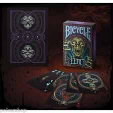 Carte Bicycle Eerie Purple by Gambler's Warehouse