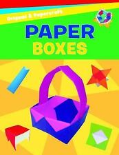 Paper Boxes Origami & Papercraft)