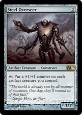 STEEL OVERSEER M11 Magic 2011 MTG Artifact Creature — Construct RARE