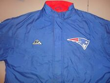 Vintage New England Patriots NFL Sewn APEX One Proline Heavy padded Coat XL