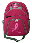 WILSON PERFECT PACK HOPE RACQUET BACKPACK NEW (TENNIS, RACQUETBALL, SQUASH)