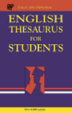 English Thesaurus for Students by Green, Jim