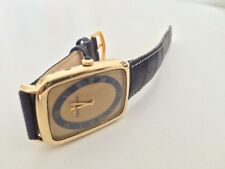 Jaeger LeCoultre 18k solid gold watch manual wind 1970s