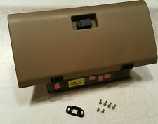 1999 Land Rover Discovery OEM Interior Glove Box Compartment, Tan
