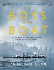 NEW Boys in the Boat : The True Story of an American Team's Epic Journey to Win