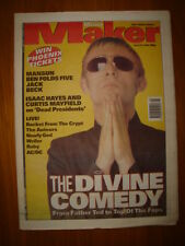 MELODY MAKER 1996 JUN 22 DIVINE COMEDY MANSUN BECK ACDC