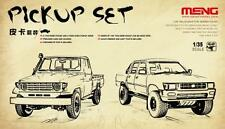 Meng 1/35 Pickup Set - 2 Toyotas # VS-007