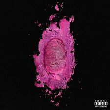 NICKI MINAJ - THE PINKPRINT: CD ALBUM (December 15th 2014)