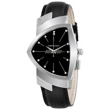 Hamilton Ventura Black Dial Mens Watch H24411732