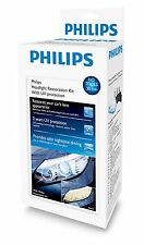 KIT COMPLET PRO RENOVATION RENOVATEUR PHARE FEUX OPTIQUE PHILIPS UV PROTECTION