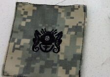 ARMY PATCH,US NAVY, DIVE MEDIC BADGE ,ON ARMY ACU, MATERIAL