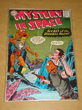 MYSTERY IN SPACE #100 G+ (2.5) DC COMICS JUNE 1965   **