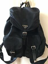 Prada Backpack, Black