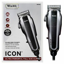 WAHL ICON Ultra Powerful Full Size Styling Hair Clipper Trimmer Shaver #8490900