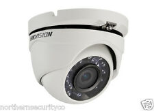 HIKVISION HD-TVI TURBO HD 1080P CAMERA 2.4MP Dome Outdoor CCTV DS-2CE56D5T-IRM