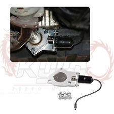 """Kylin 2.5"""" Electric Exhaust Catback Downpipe Cutout E-Cut Out Valve Motor"""