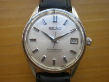 Vintage JAPAN Seiko SEIKOMATIC-R 39 Jewels Automatic Men's Watch,8325 8000