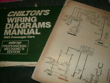 1985 FORD MUSTANG GT SVO LX MERCURY CAPRI WIRING DIAGRAMS SCHEMATICS SHEETS SET