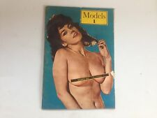 Vintage 1950-60  Erotic Booklet Book Picture Photographs