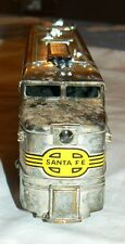 American Flyer train trains AFL 360 Santa Fe ONLY NO Warbonnet, from 362 set