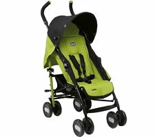Chicco Echo Lightweight Folding Compact Umbrella Stroller, Jade | CHI-407931416