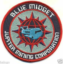 RED DWARF BLUE MIDGET PATCH - RDF06