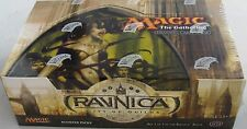 MTG MAGIC THE GATHERING RAVNICA CITY OF GUILDS FACTORY SEALED BOOSTER BOX RARE