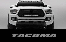 "Tacoma 36"" Front Windshield Banner Decal Toyota Truck Off Road Sport 4X4 2wd"
