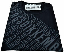 Bikkembergs T-shirt Maglietta Mare Made in Italy