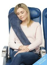 Travelrest PILLOW COVER - COVER ONLY - Luxurious Velour w/ Memory Foam Inserts