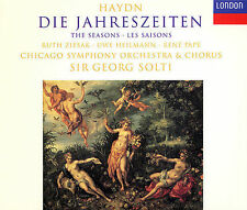 Haydn: Die Jahreszeiten - The Seasons, Les Saisons