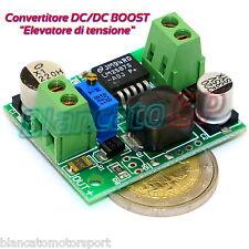 CONVERTITORE DC DC LM2587 ELEVATORE DI TENSIONE MODULO BOOST STEP UP regolabile