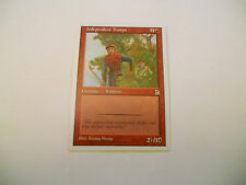 1x MTG Independent Troops Magic EDH Portal Three Kingdoms P3K ING Inglese x1