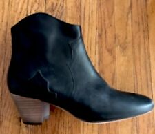Isabel Marant Leather Dicker Boots