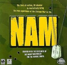 NAM Action Shooting Game PC new CD