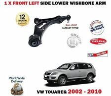 FOR VW TOUAREG 2002-2010 FRONT AXLE LEFT SIDE LOWER WISHBONE SUSPENSION ARM