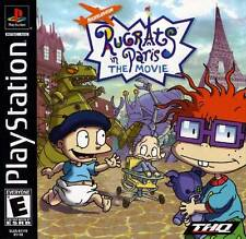 Rugrats In Paris - PS1 PS2 Playstation Game