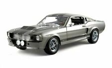 1:18 Shelby Collectibles Silver 1967 Shelby GT500E GT 500E Eleanor