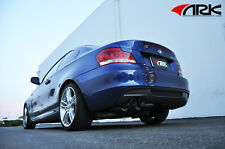 2008-2012  ARK PERFORMANCE CATBACK EXHAUST SYSTEM BMW 135i - BURNT TIPS