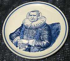 Delft Blauw Royal G Handpainted Decorative Plate approx 6 1/2 inches diameter