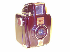 Bilora Boy (6x6) bakelite camera in very close to MINT condition!