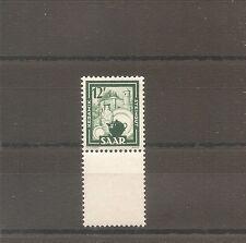 TIMBRE SARRE SAAR 1949 N°259 NEUF** MNH