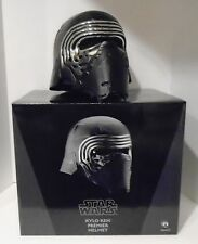 "STAR WARS ""KYLO REN"" Premier Helmet TFA Anovos 1:1 scale NEW in factory box"