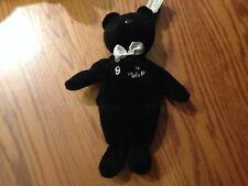 Salvino's Bammers MLB AL MVP Juan Gonzales 19 Beanie Baby Stuffed Bear NEW TAGS