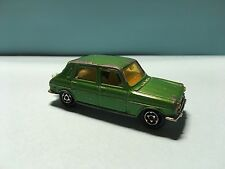 Diecast Majorette Simca 1100 TI No. 234 1/60 Wear & Tear Used Condition