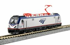Kato N Scale 137-3002 Siemens ACS-64 Amtrak Phase VI Road #627 New!