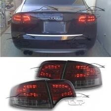 REAR TAIL LED LIGHT RED-SMOKE FOR AUDI A4 B7 04-08 LIMOUSINE NEW LAMPS FANALE