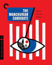 The Manchurian Candidate (Blu-ray Disc, 2016, Criterion Collection; 4K)
