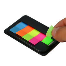 Tiny Sticky Post-It Notes Paper Diary Notebook Mark Memo Pad Tab Note Bookmark